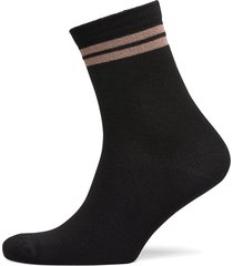 laila low socks lingerie socks regular socks svart underprotection