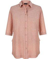 blouse miamoda roze