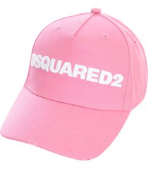 dsquared2 gabardine baseball cap dsquared