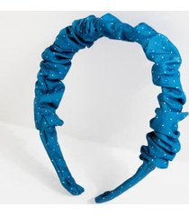 emma chambray headband - chambray