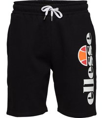 el bossini fleece short shorts casual svart ellesse