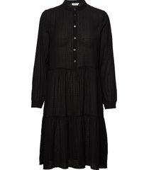 valis jurk knielengte zwart moves