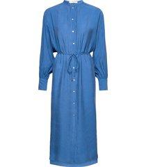florence dresses shirt dresses blå mango