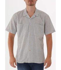 oliver spencer havana shirt - baye navy osms156-bay01nav