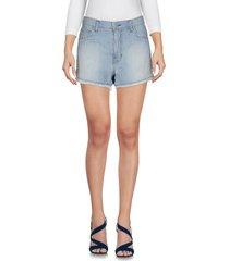 sandrine rose denim shorts