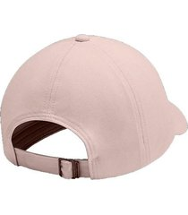 gorra running under armour renegade mujer rosa
