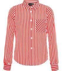 overhemd gestreept