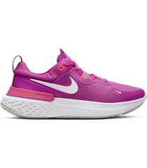tenis correr nike mujer cw1778-601 rosa