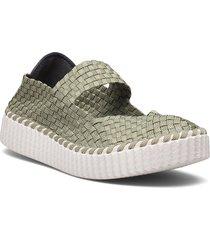 almare over sandaletter expadrilles låga brun axelda for feet