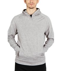 men's public rec politan performance hoodie, size x-large - grey