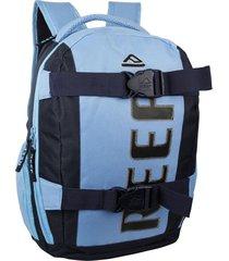 mochila celeste reef
