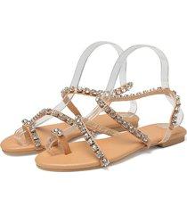 sandalias de perlas romanas de gran tamaño.