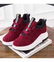 scarpe casual con stampa lace up platform