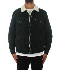16365-0132 denim jacket