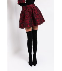 akira wallflowers mini skirt