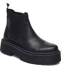 biadeb chelsea shoes chelsea boots svart bianco