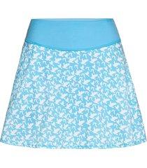 pwrshape flight skirt kort kjol blå puma golf