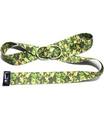 cinturón verde hi benedetta camuflado