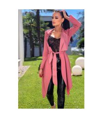 annabelle waterval jas roze