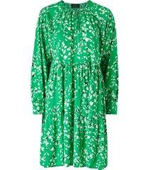 klänning slfrebekka-gracy ls aop shirt dress