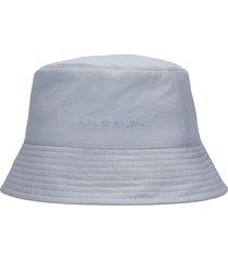 ruslan baginskiy hats in grey cotton