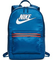 morral nike heritage jersey culture - azul