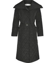 callas quilted coat