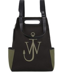 j.w. anderson anchor canvas backpack