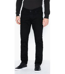only & sons onsweft black dcc 3612 jeans svart