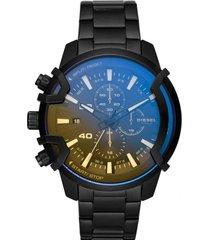 reloj fashion negro diesel