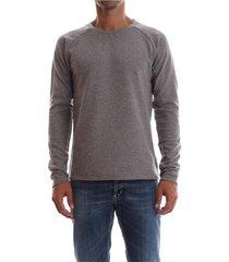 jack&jones 12127667 naps knitwear men light grey