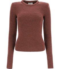 lemaire crewneck sweater
