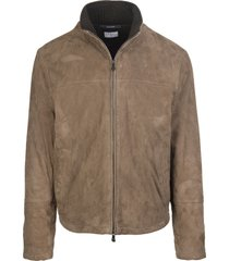dark beige history man jacket