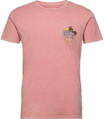 jornew mikki tee ss sh t-shirts short-sleeved rosa jack & j s