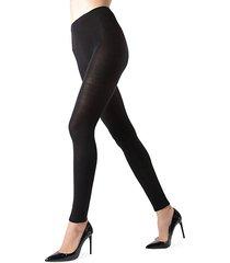 footless no-waistband tights