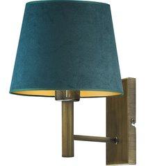 lampa ścienna do salonu izmir velvet