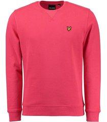 sweater uni roze