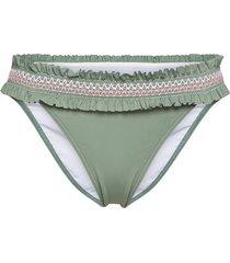 amelle bikini bottom bikinislip groen by malina