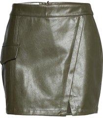 marie skirt kort kjol grön designers, remix