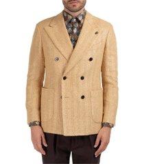 giacca doppiopetto uomo amalfi