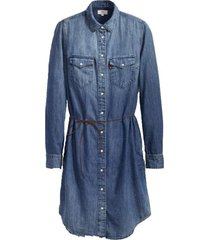 levi's ls iconic western dress