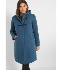 korte coat in layerlook