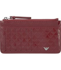 emporio armani sofia credit card holder