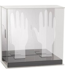 franklin sports batting glove display case