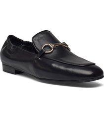 shoes a1008 loafers låga skor svart billi bi