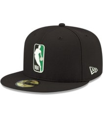 new era boston celtics man alt 59fifty cap
