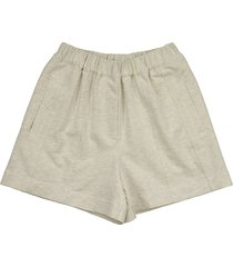 brunello cucinelli lightweight stretch cotton french terry shorts
