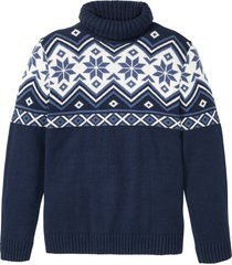 maglione norvegese (blu) - john baner jeanswear