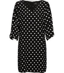 dresses light woven dresses everyday dresses svart esprit collection
