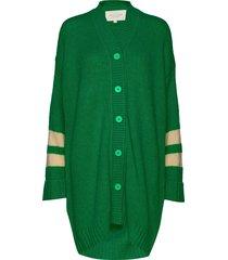 abby cardigan gebreide trui cardigan groen lollys laundry
